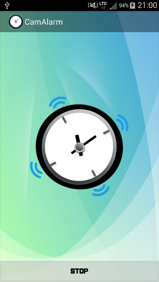 Wave Alarm - Alarm Clock Free- screenshot