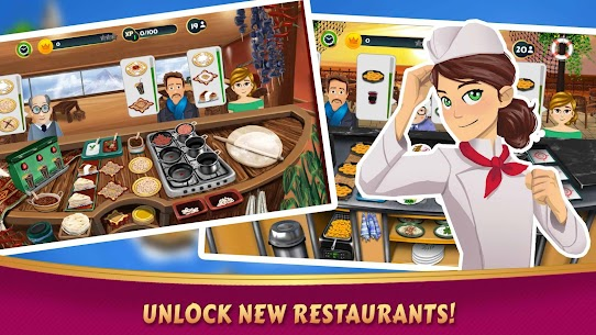 Kebab World MOD Apk 1.18.0 (Unlimited Money) 3