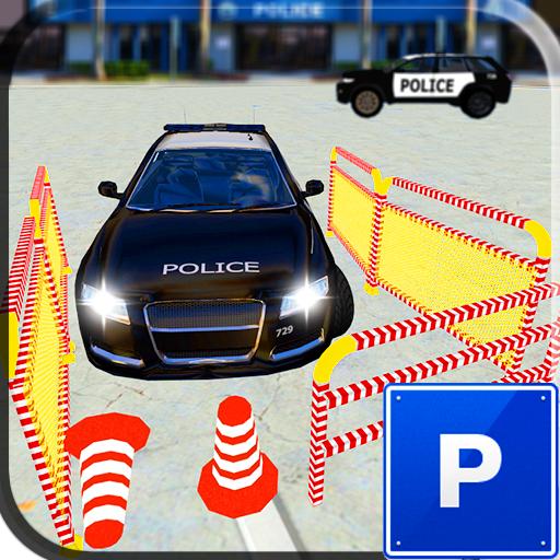 Police Car Parking Legend 3D
