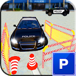 Police Car Parking Legend 3D Icon