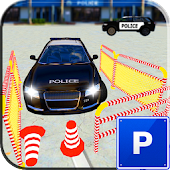 Police Car Parking Legend 3D