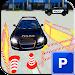Police Car Parking Legend 3D icon