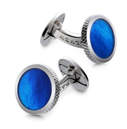 Dalvey Torque Blue MOP