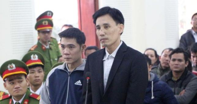 Nguyễn Nam Phong và Hoàng Đức Bình