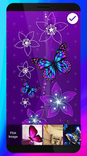 [Download Butterfly Magic Fashion Wallpapers HD Lock Screen for PC] Screenshot 3