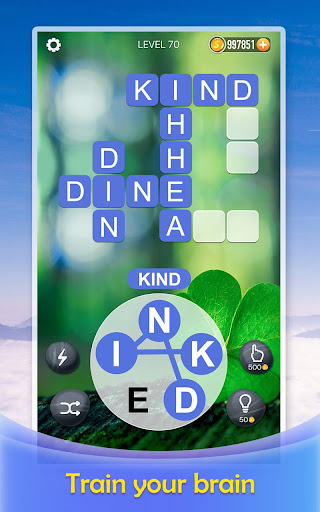 Word Crossy - A crossword game apkmr screenshots 8