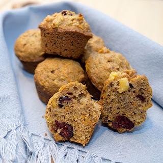 Morning Glory Mini-Muffins