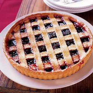 Cherry Jam Crostata