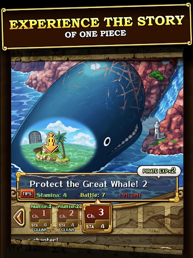 ONE PIECE TREASURE CRUISE - screenshot