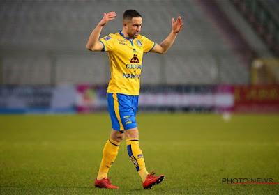Kevin Kis quitte l'Union Saint-Gilloise pour un autre club de D1B
