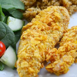 Crunchy Ranch Chicken Tenders