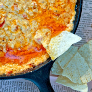 Cast-Iron Fiery Pimento Cheese Dip