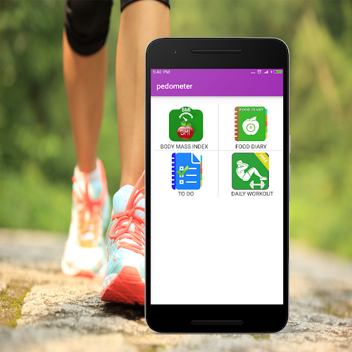 Steps Counter-Fitness & Calorie Counter Pedometer 1.4 screenshots 6