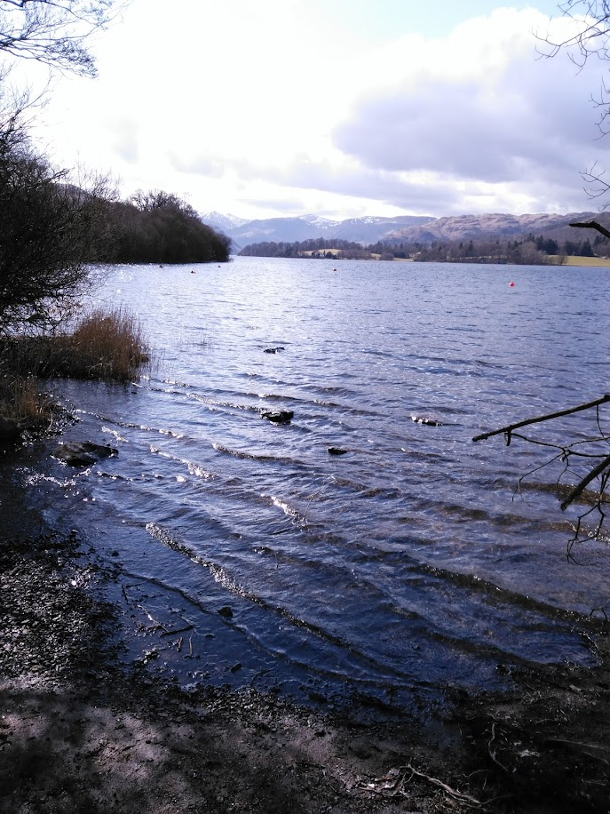 Lake Ullswater View