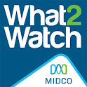 Midco What2Watch icon