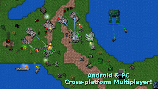 Rusted Warfare - RTS Strategy - screenshot