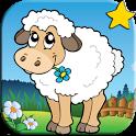 Kids Peg Puzzle Pro icon