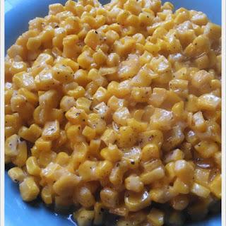 Sweet Fried Corn.