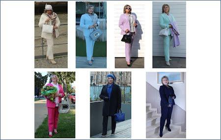 Hoe draag je een monochrome of ton-sur-ton outfit?