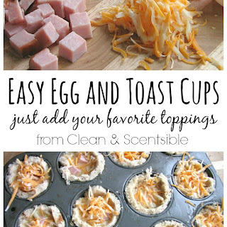 Egg and Toast Cups.