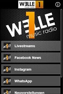 WELLE 1 music radio - náhled
