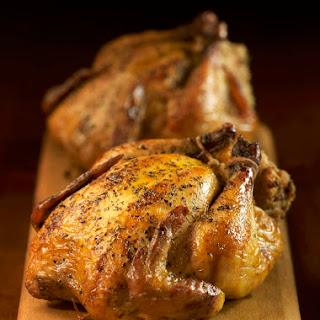 Orange Marmalade Cornish Hens Recipe