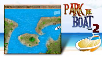 Screenshot of Park The Boat 2