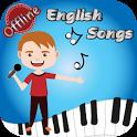 Offline English songs icon