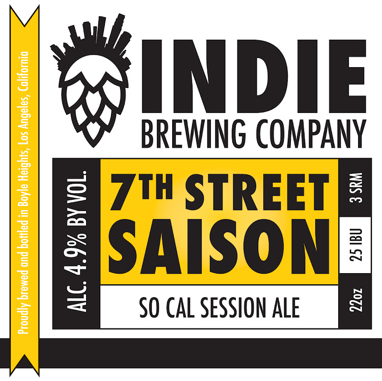 Logo of Indie 7th Street Saison