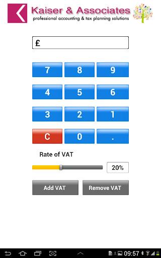 Kaiser Accounting Tools 1.0 screenshot 6