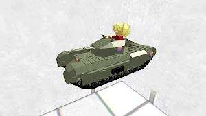 ダージリン付きチャーチル 歩兵戦車
