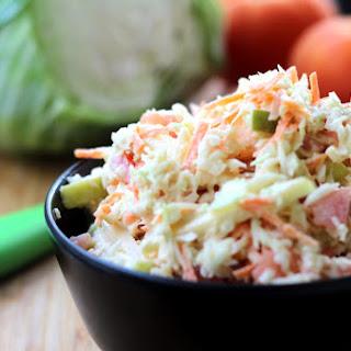 Coleslaw Salad.