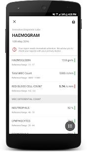 Livehealth- screenshot thumbnail