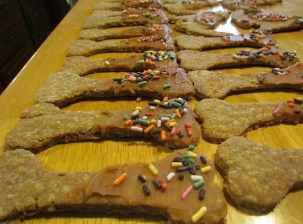 Doggie Cookies Recipe