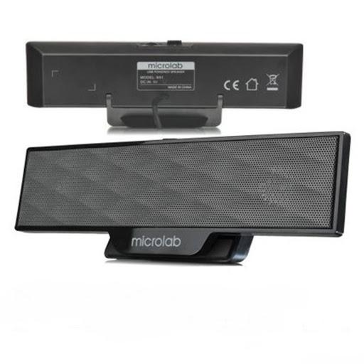 Loa Microlab B51 (2.0) (Đen)