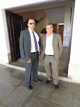 Photo: Sessão de apresentação do espaço Level UP – Paulo Afonso – Banco Popular e Eng. Paulo Bernardo - ANJE