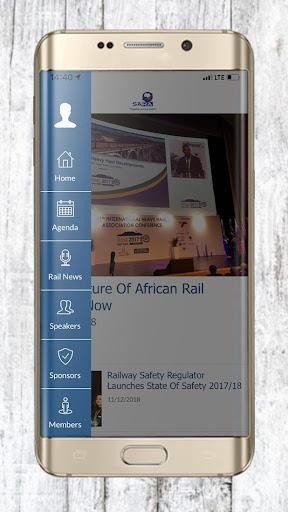 SARA RAIL 1.8 screenshots 2