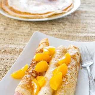 Summer Breakfast Crêpes