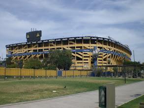 Photo: Boca Juniors stadium