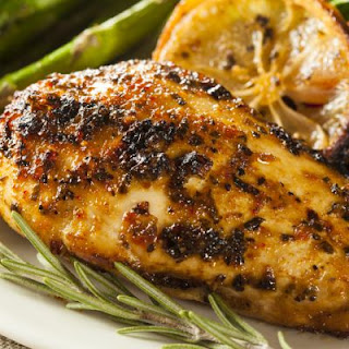 Zesty Lemon Chicken & Asparagus
