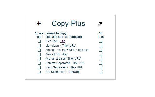 Copy+
