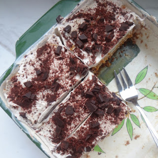 Easy, Creamy, Vegan, Tiramisu Infused with Espresso and Amaretto