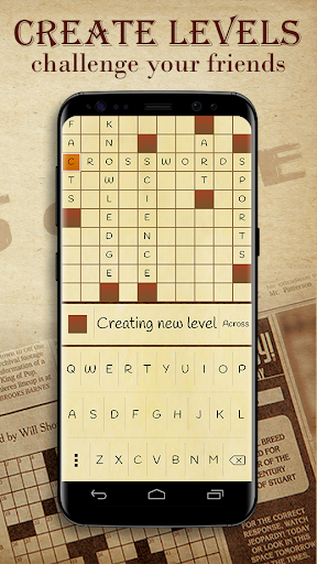 Crosswords - The Game screenshot 3