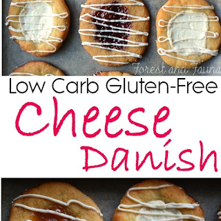 Low Carb Cheese Danish