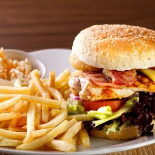 Red Robin Teriyaki Chicken Burger