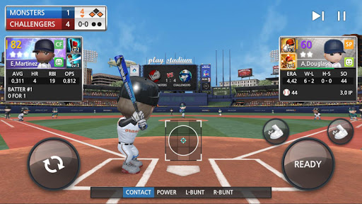 BASEBALL 9 1.4.7 screenshots 7