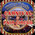Hidden Objects - Carnival Fair icon