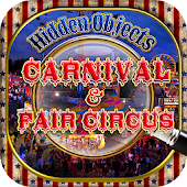 Hidden Objects Carnival Fair & Circus Object Games