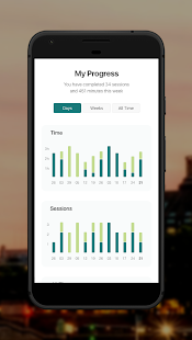 Insight Timer - Free Meditation App Screenshot