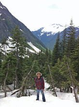Photo: Chris North Cascades Wet Jeans